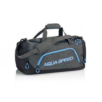 Aqua Speed, Torba sportowa, czarno-zielona, rozmiar L-Aqua-Speed
