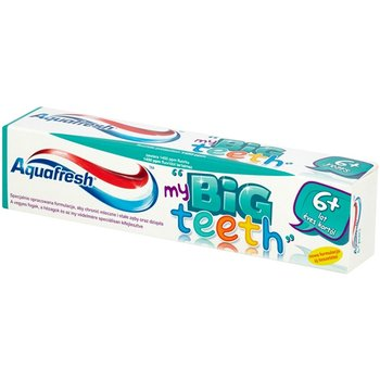 Aquafresh, My Big Teeth, pasta do zębów dla dzieci 6+, 50 ml-Aquafresh