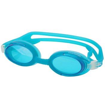 AquaSpeed, Okulary pływackie, Malibu, jasnoniebieskie-Aqua-Speed