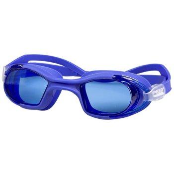 AquaSpeed, Okulary pływackie, Marea, niebieskie z niebieskimi szkłami-Aqua-Speed