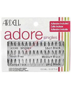 Ardell, Adore, kępki rzęs, 48 szt.-Ardell