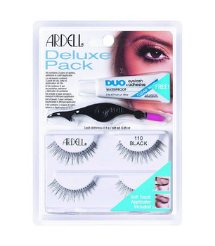 Ardell, Deluxe Pack, sztuczne rzęsy 110 - Ardell
