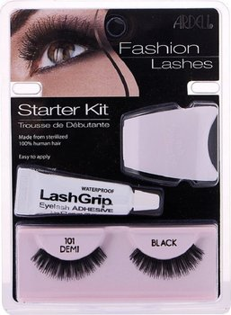 Ardell, Fashion Lashes, sztuczne rzęsy 101 Denim Black-Ardell