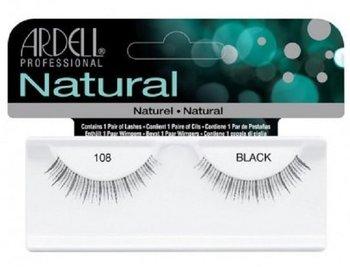 Ardell, Natural, sztuczne rzęsy 108 Black-Ardell