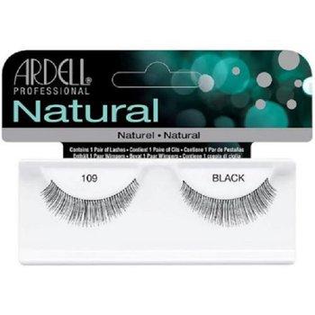 Ardell, Natural, sztuczne rzęsy 109 Black, 1 para-Ardell