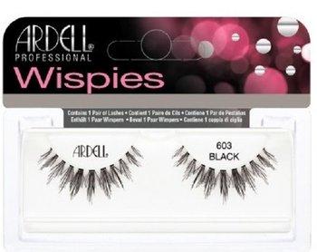 Ardell, Wispies 603 1, sztuczne rzęsy, Black-Ardell