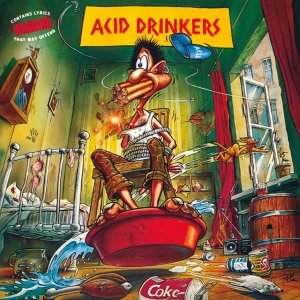 Are You A Rebel? (Remastered)-Acid Drinkers