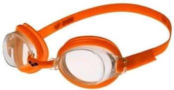 Arena, Okulary, Bubble Junior III, pomarańczowy, rozmiar uniwersalny-Arena