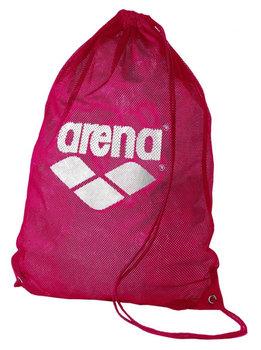 Arena, Torba, Mesh Bag, śliwkowo-biała, rozmiar uniwersalny-Arena