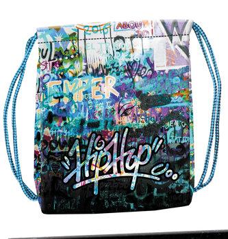 Argus, worek-plecak, Graffiti-Argus