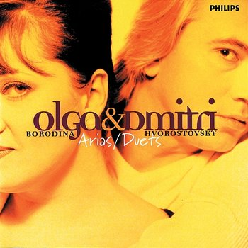 Arias & Duets-Olga Borodina, Dmitri Hvorostovsky, English Chamber Orchestra, Patrick Summers