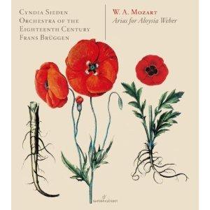 Arias For Aloysia Weber-Bruggen Frans