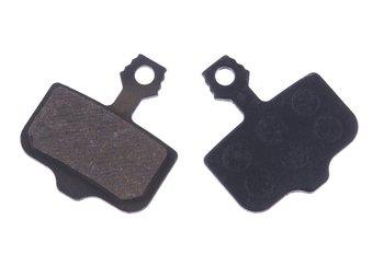 Arkus, Klocki hamulca tarczowego Nutt, czarne-Arkus