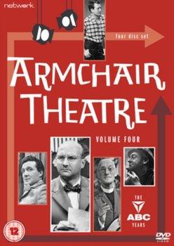 Armchair Theatre: Volume 4 (brak polskiej wersji językowej)-Kotcheff Ted, Moxey John, Cooke Alan, Jarrott Charles, Saville Philip