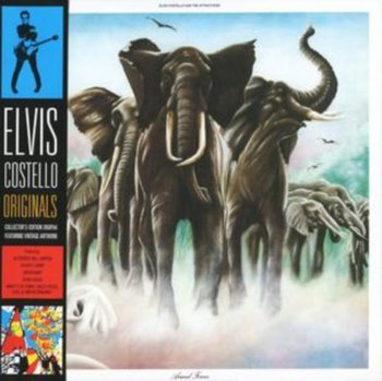 Armed Forces - Costello Elvis