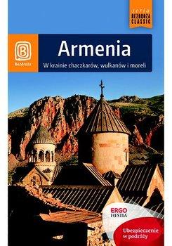 Armenia. W krainie chaczkarów, wulkanów i moreli-Kamiński Krzysztof, Dopierała Krzysztof