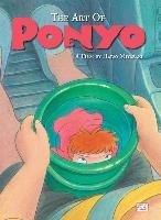 Art of Ponyo-Miyazaki Hayao