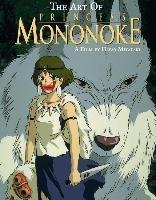 Art of Princess Mononoke-Miyazaki Hayao