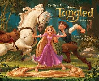 Art of Tangled-Kurtti Jeff