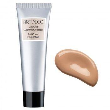 Artdeco, Liquid Camouflage Full Cover, mocno kryjący podkład 16 Rosy Sand, 25 ml-Artdeco
