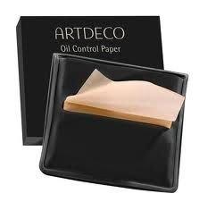 Artdeco, Oil Control, bibułki matujące, 100 szt.-Artdeco