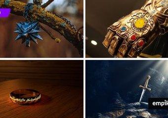 Artefakty w popkulturze – magiczne przedmioty i ich właściciele