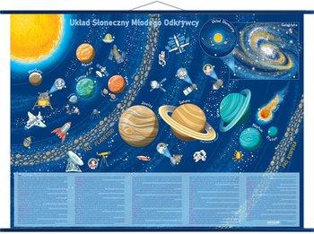 ArtGlob, mapa ścienna Układ Słoneczny młodego odkrywcy