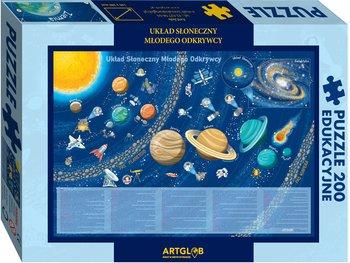ArtGlob, puzzle Układ Słoneczy -Artglob