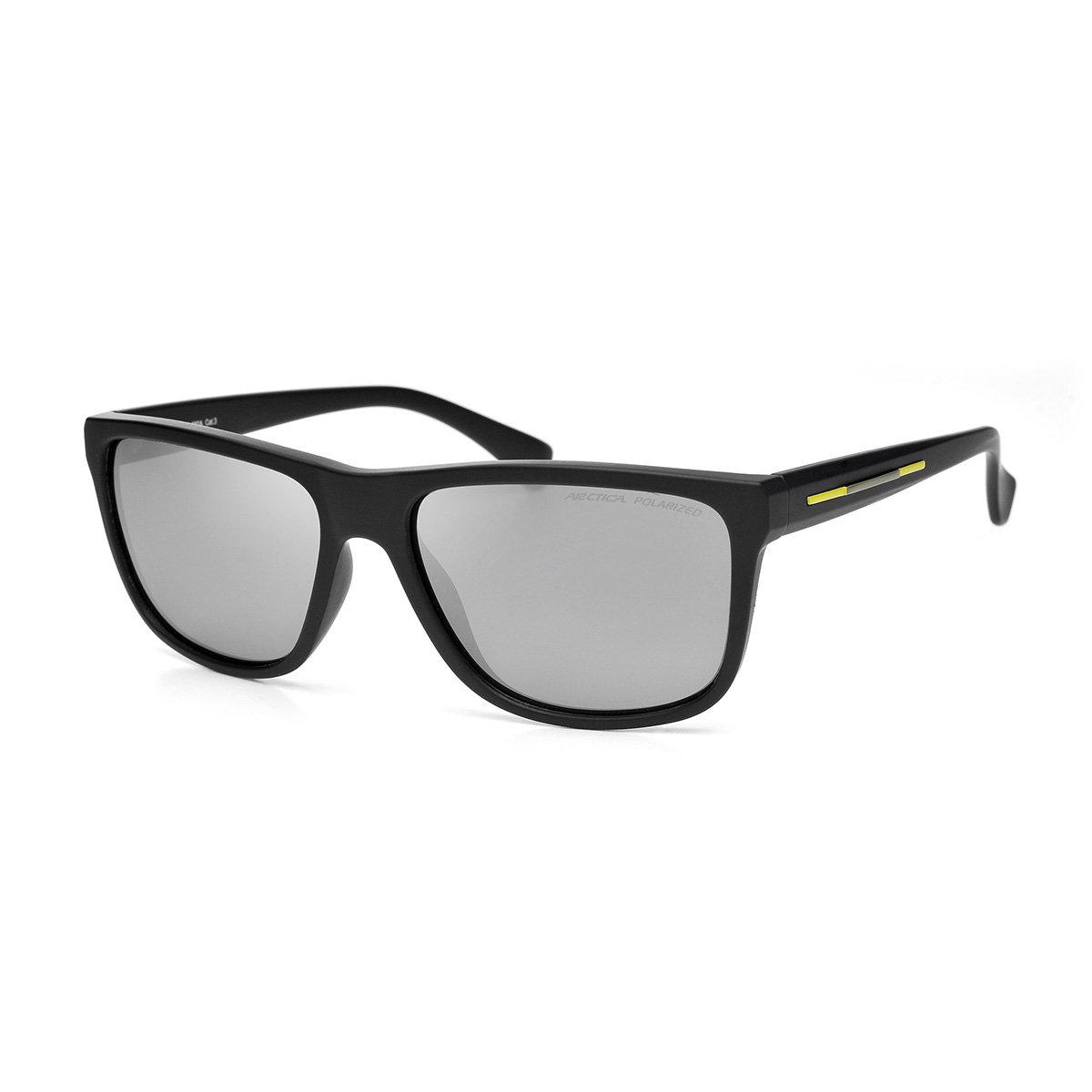 Artica, Okulary przeciwsłoneczne polaryzacyjne, Upper, czarne