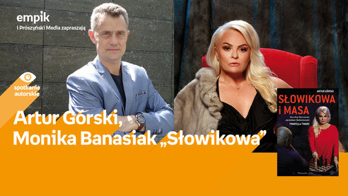 Artur Górski, Monika Banasiak | Empik Galeria Bałtycka