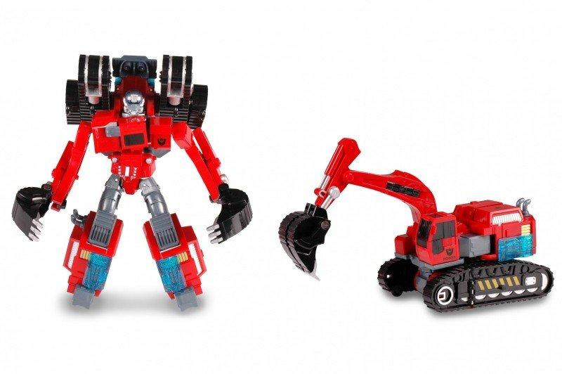Artyk, figurka kolekcjonerska Transformers Robot Koparka - Artyk