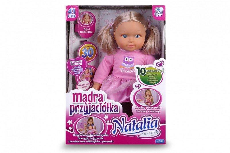 Artyk, lalka Natalia Mądra Przyjaciółka - Artyk
