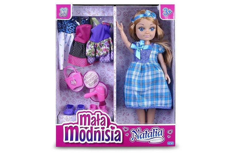 Artyk, lalka Natalia - Mała Modnisia