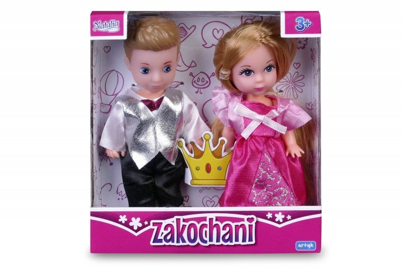 Artyk, lalki Natalia Para Książęca - Artyk