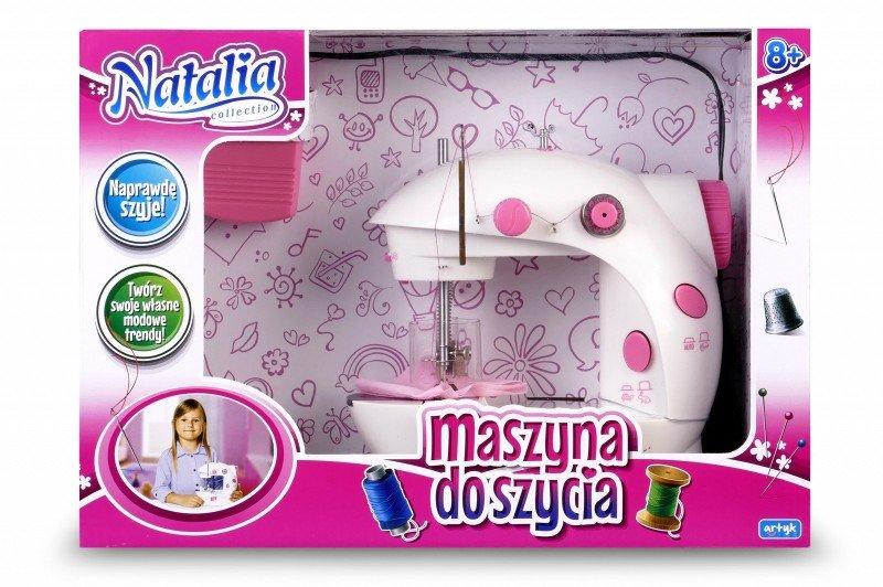 Artyk, maszyna do szycia Natalia - Artyk