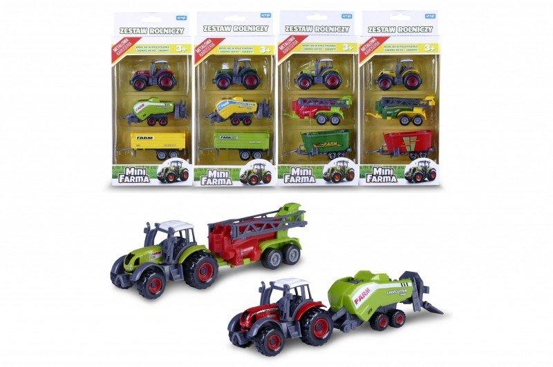 Artyk, pojazd Traktor - Mini Farma - Artyk