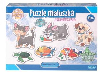 Artyk, puzzle Zwierzęta domowe-Artyk