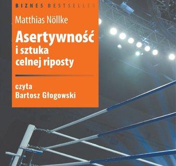 Asertywność i sztuka celnej riposty-Nollke Matthias