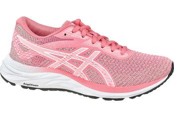 Asics Gel-Excite 6 Twist 1012A519-700, Damskie, buty do biegania, Różowy-Asics