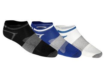 Asics Lyte Sock 3pack 123458-0844, Kobieta/Mężczyzna, skarpetki, Wielokolorowy-Asics