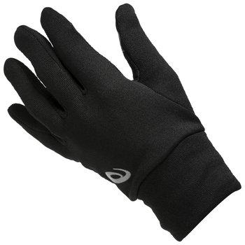Asics, Rękawiczki, 3013A188-001, czarny, rozmiar L-Asics