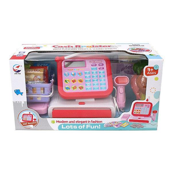 Askato Import, zabawka edukacyjna Kasa Sklepowa