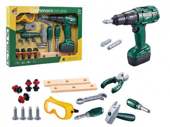 Askato Import, zabawka edukacyjna Zestaw Narzędzi