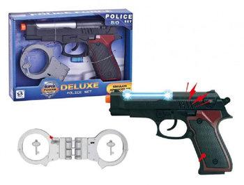 Askato, pistolet z kajdankami