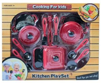 Askato, zabawka edukacyjna Zestaw kuchenny