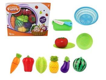 Askato, zestaw edukacyjny Owoce i warzywa-ASKATO