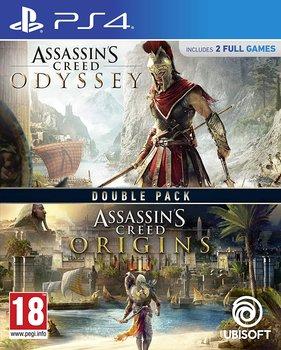 Assassin's Creed Odyssey + Origins-Ubisoft