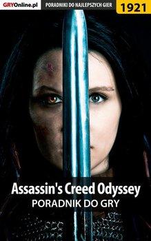 """Assassin's Creed Odyssey. Poradnik do gry-Misztal Grzegorz Alban3k, Hałas Jacek """"Stranger"""""""