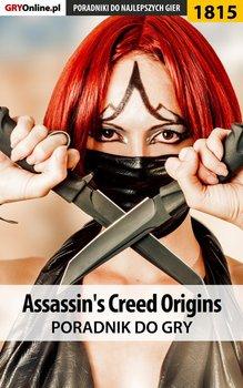 Assassin's Creed Origins - poradnik do gry-Hałas Jacek Stranger, Fras Natalia N.Tenn