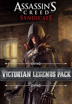 Assassin's Creed Syndicate - Victorian Legends Pack (PC)